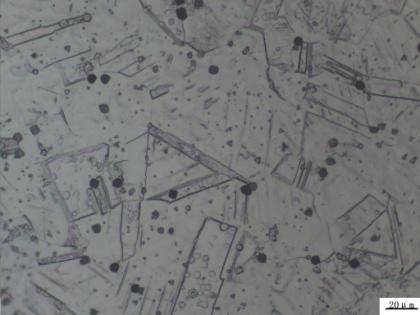314不銹鋼晶間腐蝕